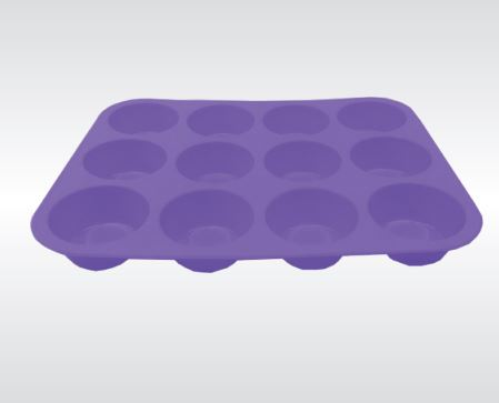 El Nuevo Emporio Moldes De Silicona Moldes Para Cupcakes Tarteras